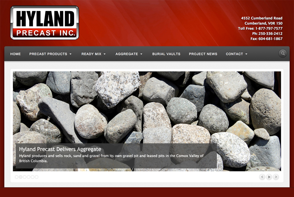 Hyland Precast and AMP It Up