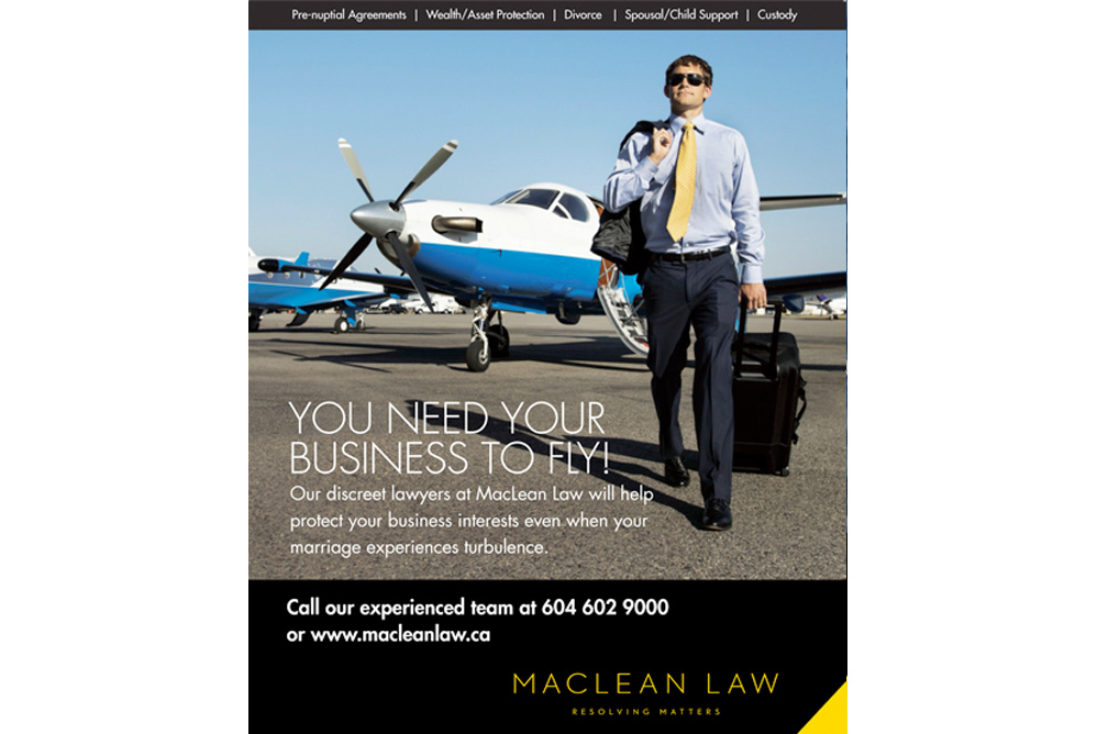 MacLean Law Advertising Project